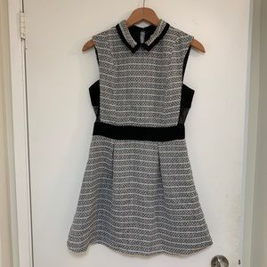 BCBGeneration collared dress